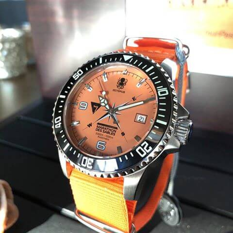 OCTOPUS 547 1000m Edition MDS
